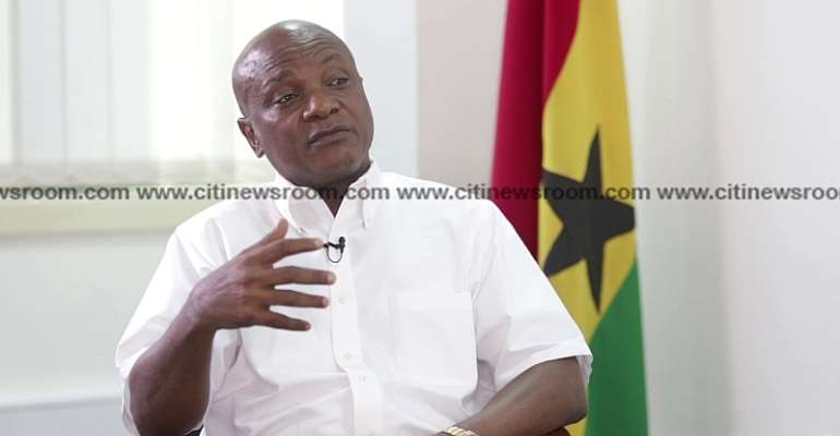 My Views On Creation Of New Regions Were Apolitical – Togbe Afede