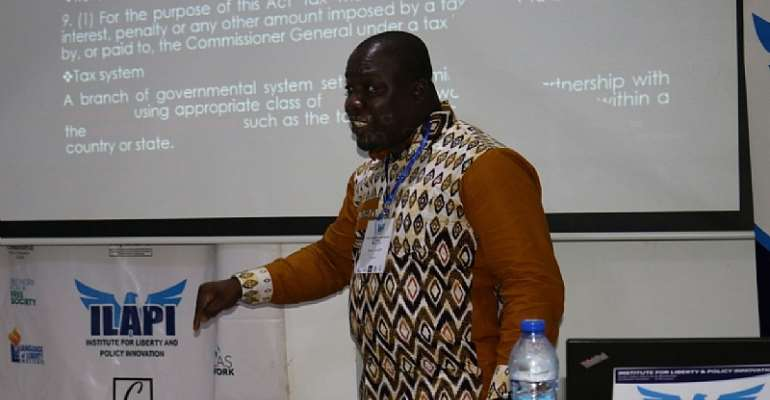 Mr Isaac Kojo Yalley