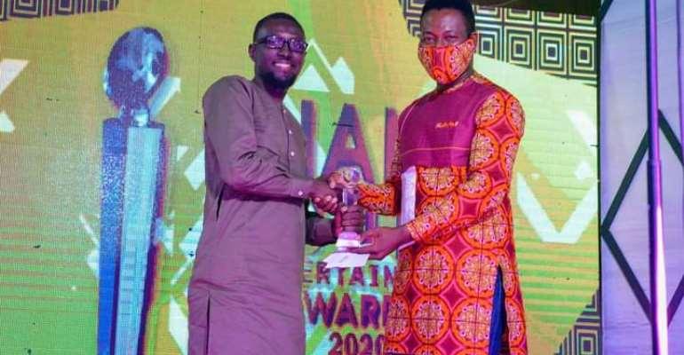 Boga Ali Hashim Wins 'Writer Of The Year' Award