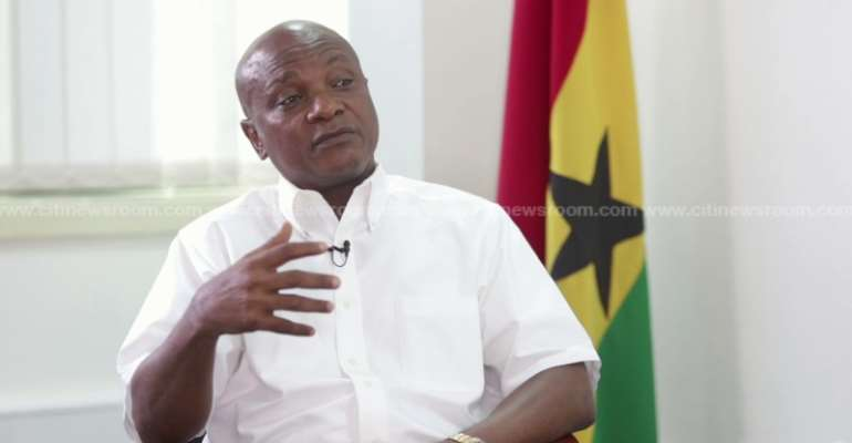 High Interest Rates A Disincentive To Businesses In Ghana – Togbe Afede