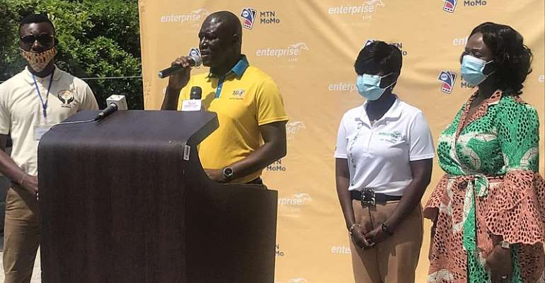 MTN Launches Insurance Scheme With Enterprise Life For MoMo Agents