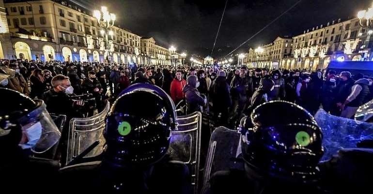 Claudio Furlan/LaPresse via AP