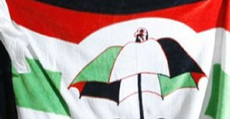 NDC Admits Losin;  But Designs New Strategy