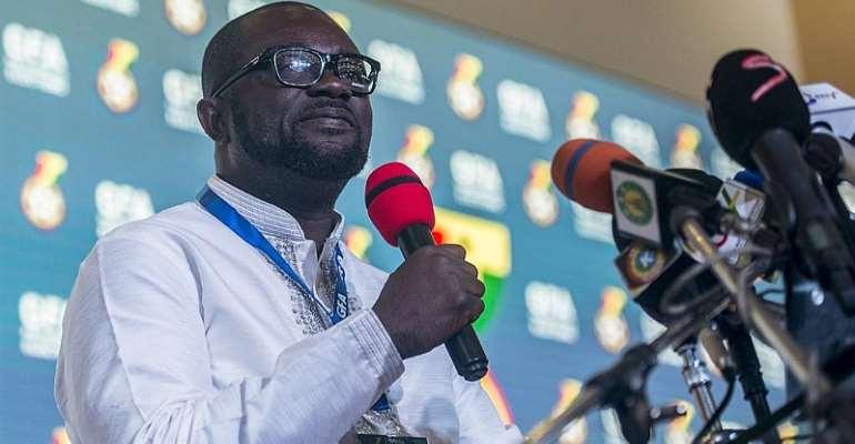 GFA To Name New Vice President Today To Assist Kurt Okraku