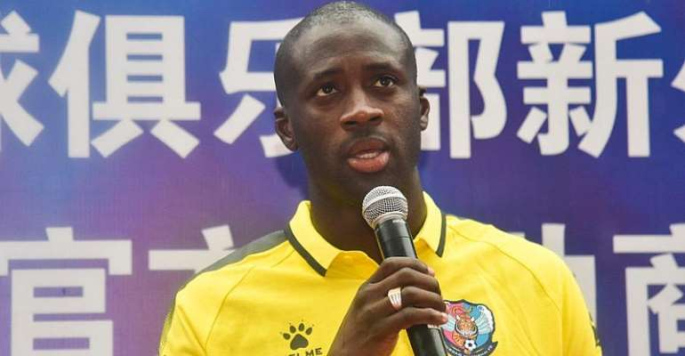 Yaya Toure Says Fifa 'Don't Care' About Racism In Football