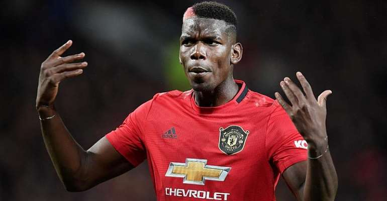 Pogba Out Until December With Ankle Injury