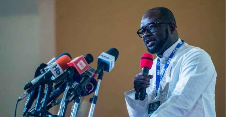PFAG Hails Newly Elected GFA President Kurt Okraku