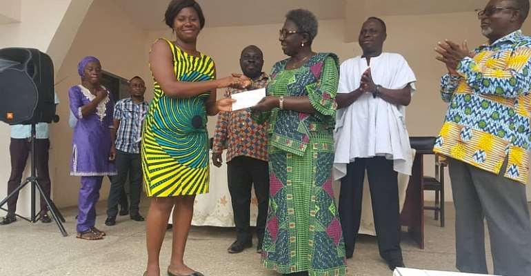 E/R: New Juaben North Assembly Accounts To Members With Education As Top Priority
