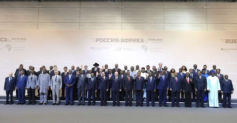 The First-Ever Russia-Africa Summit – Putin Joins The Scramble For Africa