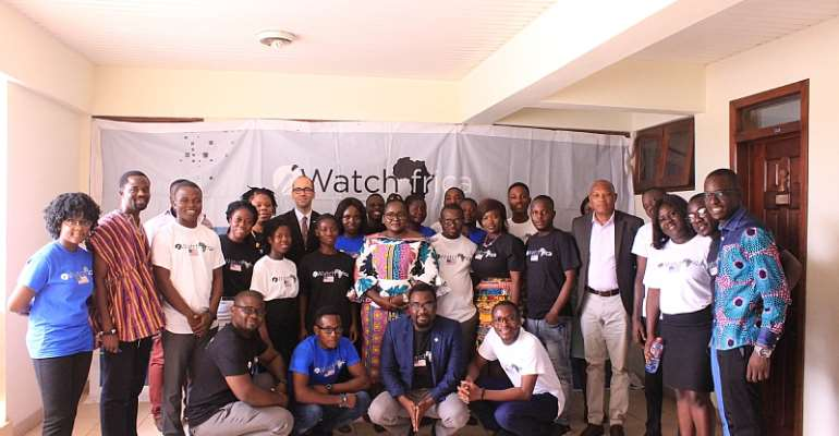 iWatch Africa Launches Human Rights Abuse And Corruption Project