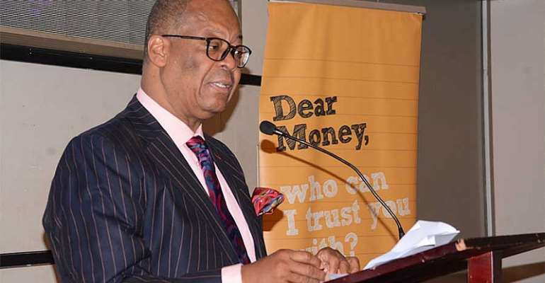 GCB Injects GHC100 Million Into Energy Sector