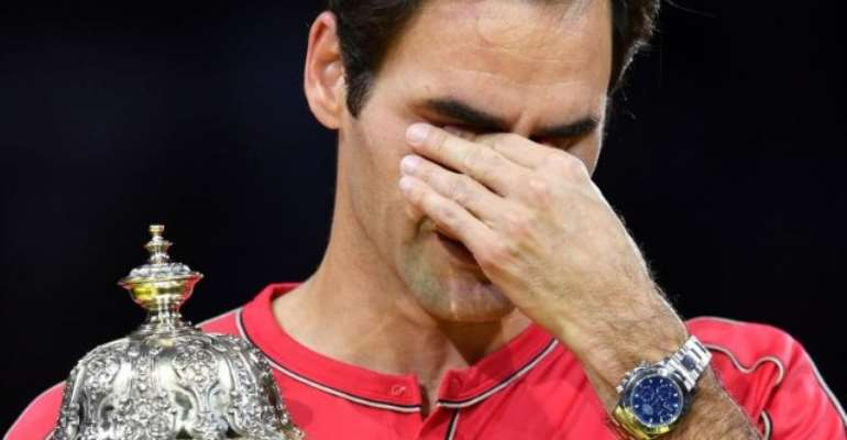 Federer Withdraws From Paris Masters After Basel Win