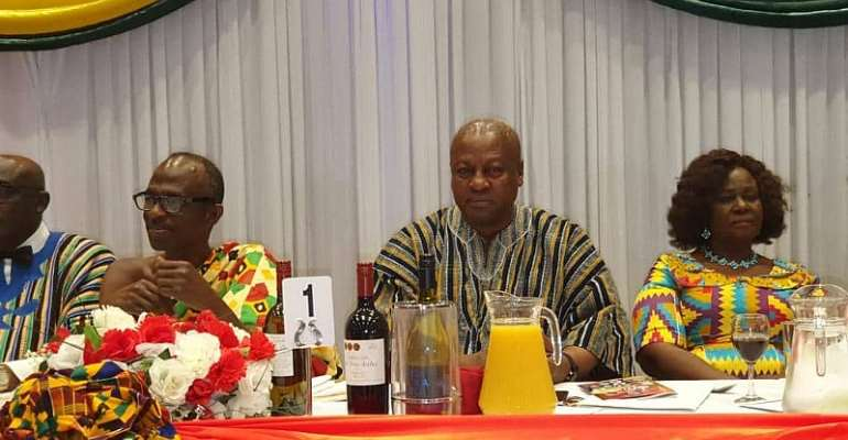 Mahama Wants Universal Application Of ROPAL