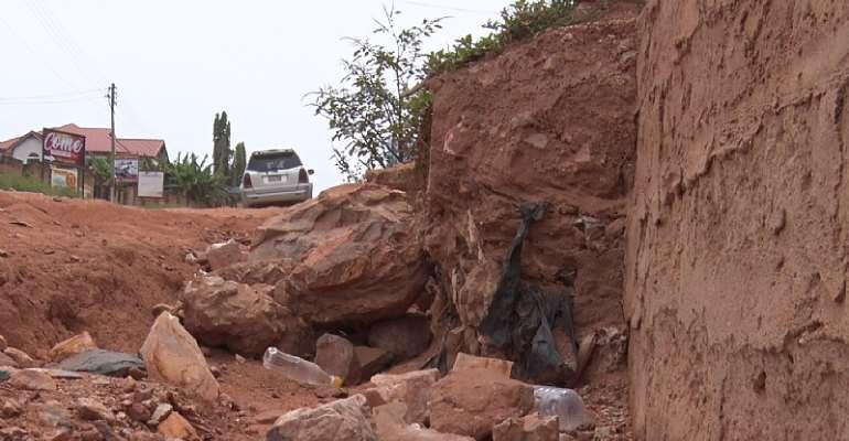 Ga South: 'No Road, No Vote' – Residents To Gov't