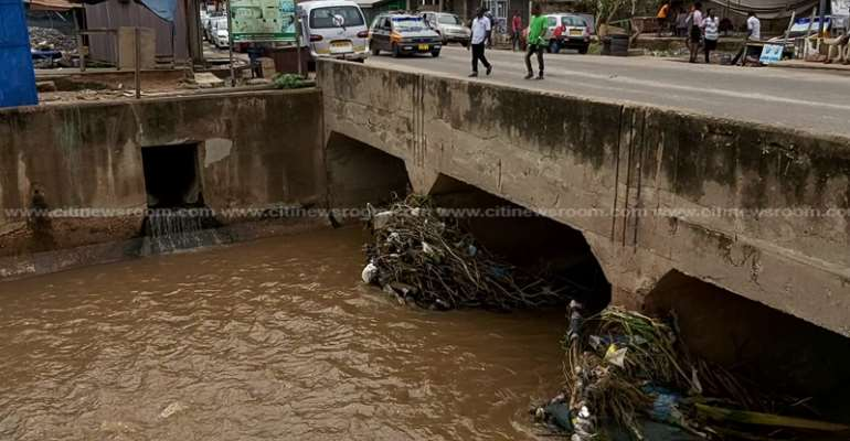 Kumasi: 6yr-Old Primary School Pupil Drown