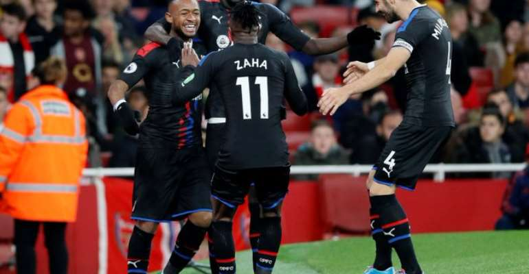 'We Are In The Right Direction', Says Jordan Ayew After Palace Superb Display Against Arsenal