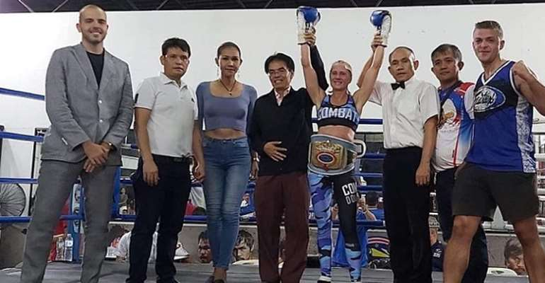 Castle Stylishly Secures World Crown in Thailand - Stops Bamrungpao In The Fifth