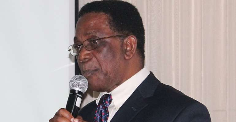 Minister of State in charge of Tertiary Education, Professor Kwesi Yankah