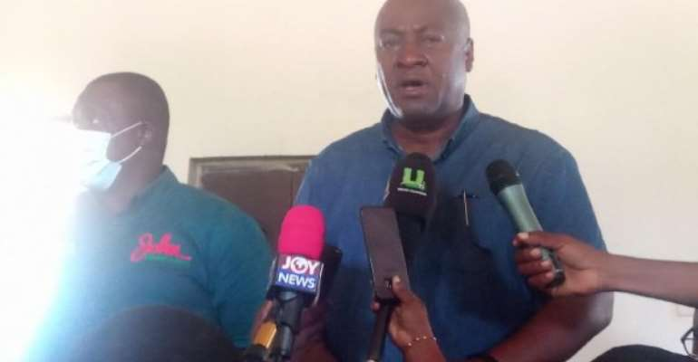 We're Working Towards Peaceful Elections — Mahama