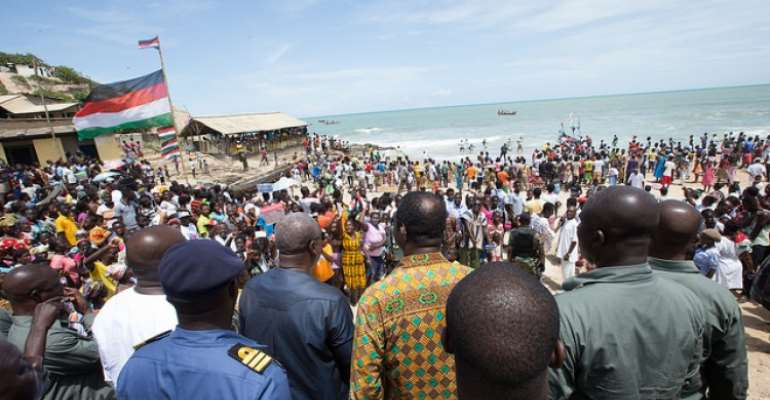 We'll De-Politicise Fisheries Sector – Mahama