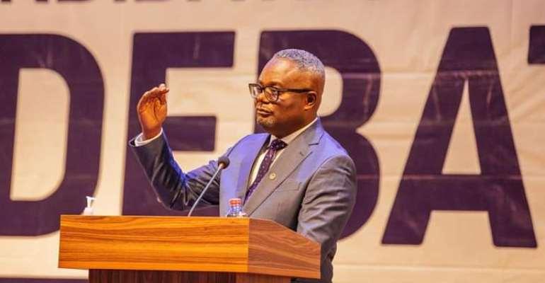 No Demon Can Hinder My 2020 Victory On December 7th---Kofi Akpaloo