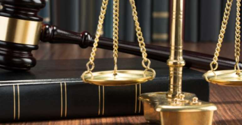 Company Manager Grabbed For Embezzlement