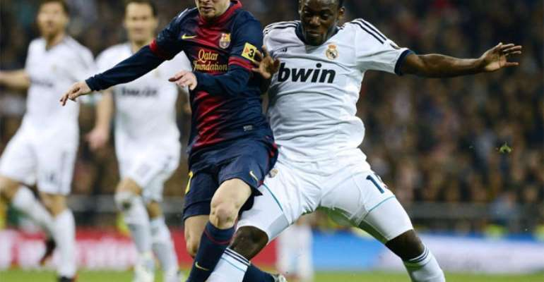 Michael Essien Named Among Four Of Africa's El Clasico Stars By Jersey Number