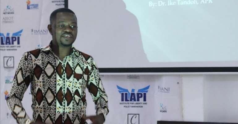 Dr. Ike Tandoh