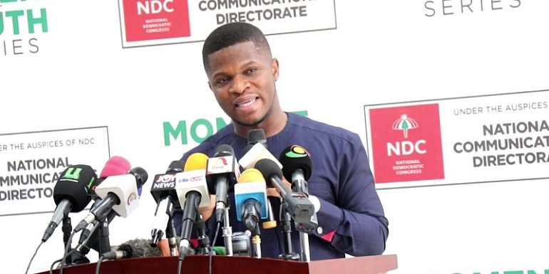 NDC Rubbish Claims Covid-19 Influenced Rising Debt