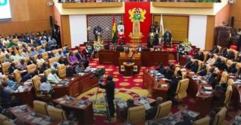 Finance Minister Wants GH¢27.434 billion Approved For 2021 First Quarter