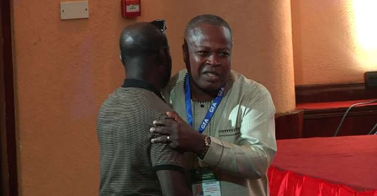 Fred Pappoe Reveals Why He Lost Ghana FA Presidential Elections