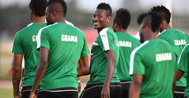 Let's Get Football Running Again - Asamoah Gyan Implores New GFA President Kurt Okraku