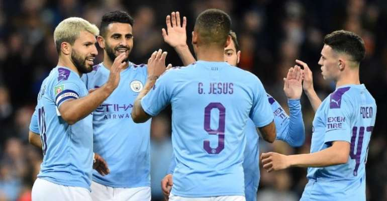 Holders Man City Cruise Into EFL Cup Quarter-Finals After Beating Southampton