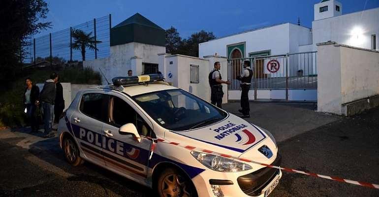 GAIZKA IROZ / AFP
