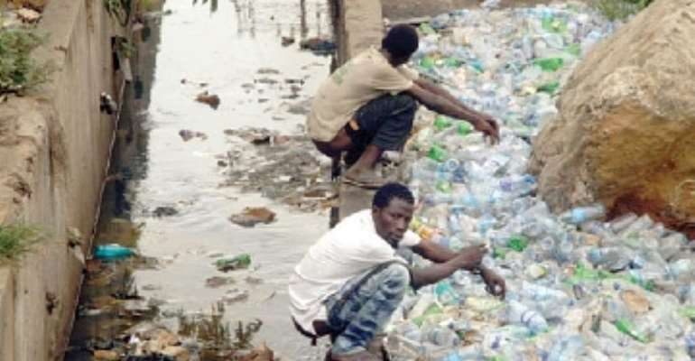 The Deplorable State Of Sanitation In Accra