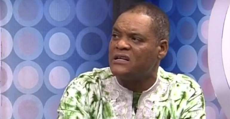 Ivor Kobina Greenstreet Wages Into PDS Embarrassment