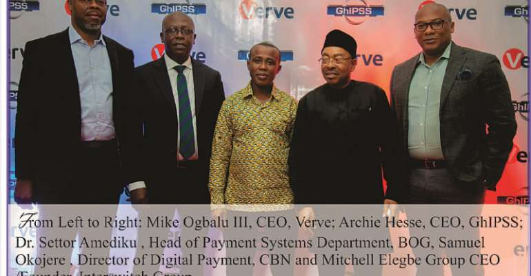 Verve Card Poised To Drive Digital Payment Solutions In Economies – Verve CEO