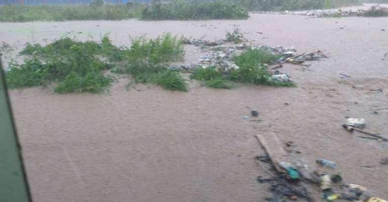 Blame Settlements Along Tema Motorway For Flooding – Public Safety Bureau