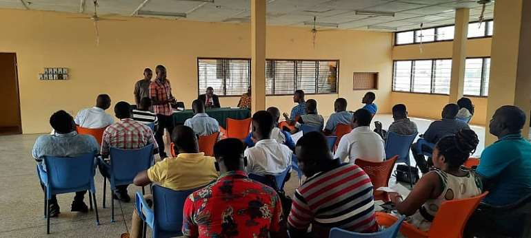 Cocobod Ched In Volta Region Organises Training For Extension Officers On Environmental And Social Management Systems