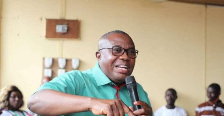 Next NDC Gov't' Will Recruit 8,000 Police Personnel, 40% Women – Ofosu-Ampofo