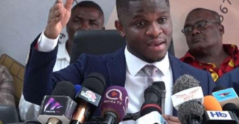 Only Mahama Can Rescue Ghana From HIPC, Vote NDC To Restore Ghana's Growth, Dev't & Progress – Sammy Gyamfi To Ghanaians