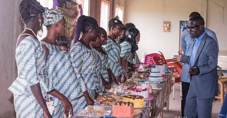 GWEF Holds Graduation Ceremony For Beneficiaries