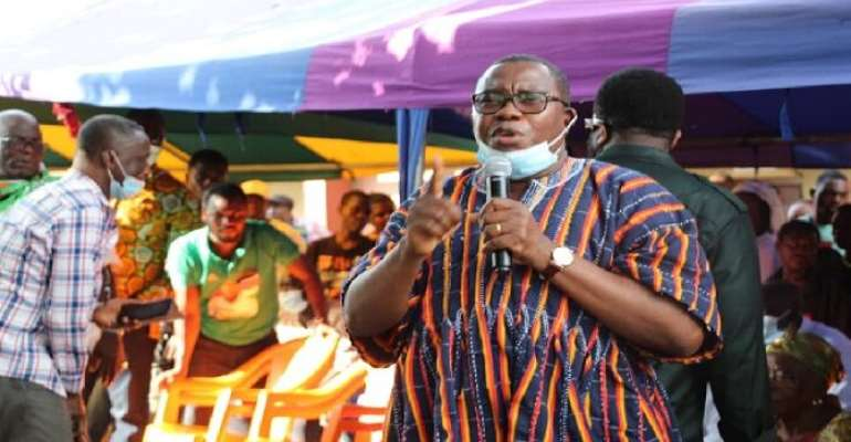 NDC Will Open Ho Airport If Elected – Ofosu-Ampofo