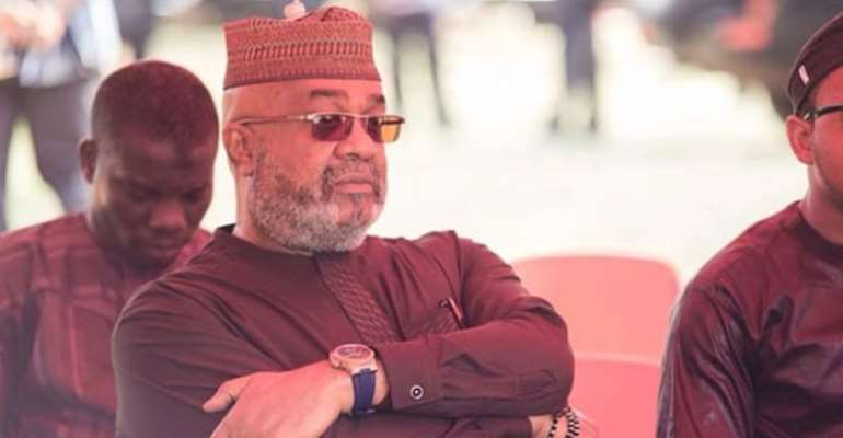 Police Interrogate Said Sinare Over Alleged Weapons Distribution