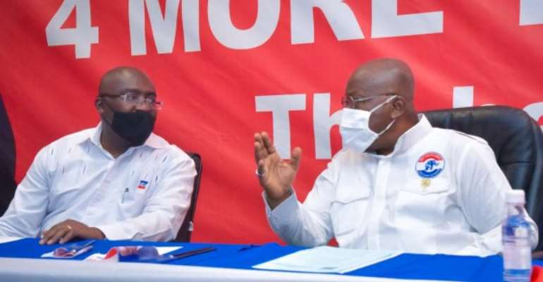 Group Of Traders Declare Support For Akufo-Addo