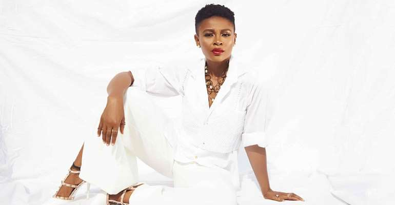 Female music star Abiana unveils new music video