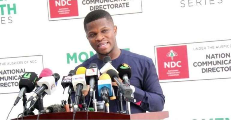 Our Current Debt Position Is Worse Than Where We Were When We Joined HIPC Program In 2001 — NDC