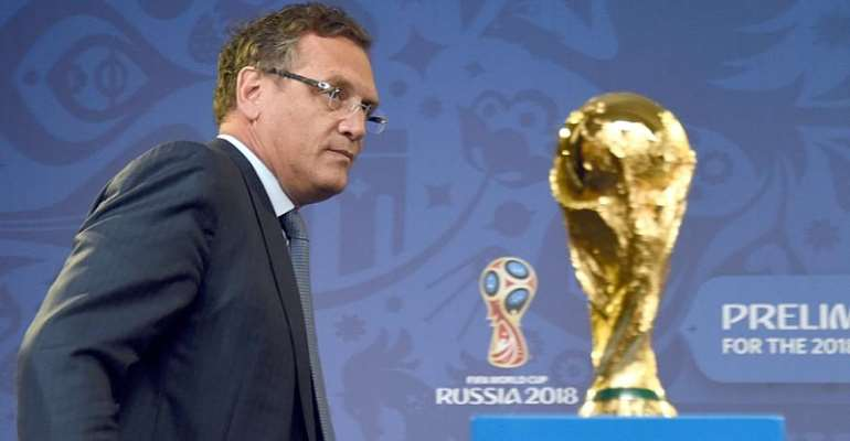 Jerome Valcke © Getty Images