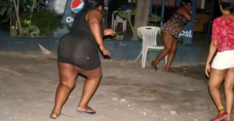 A/R: Prostitutes Invade Moshie Zongo, Residents Worried