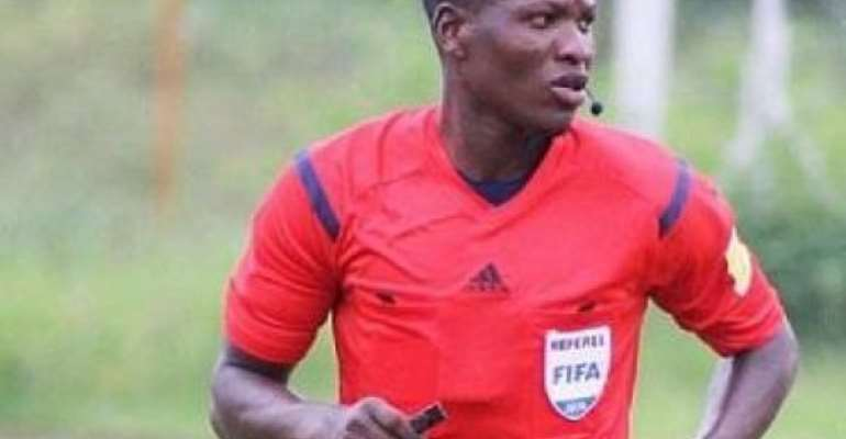 Ghana's Referee Laryea To Officiate Cape Verde — Rwanda AFCON Qualifier